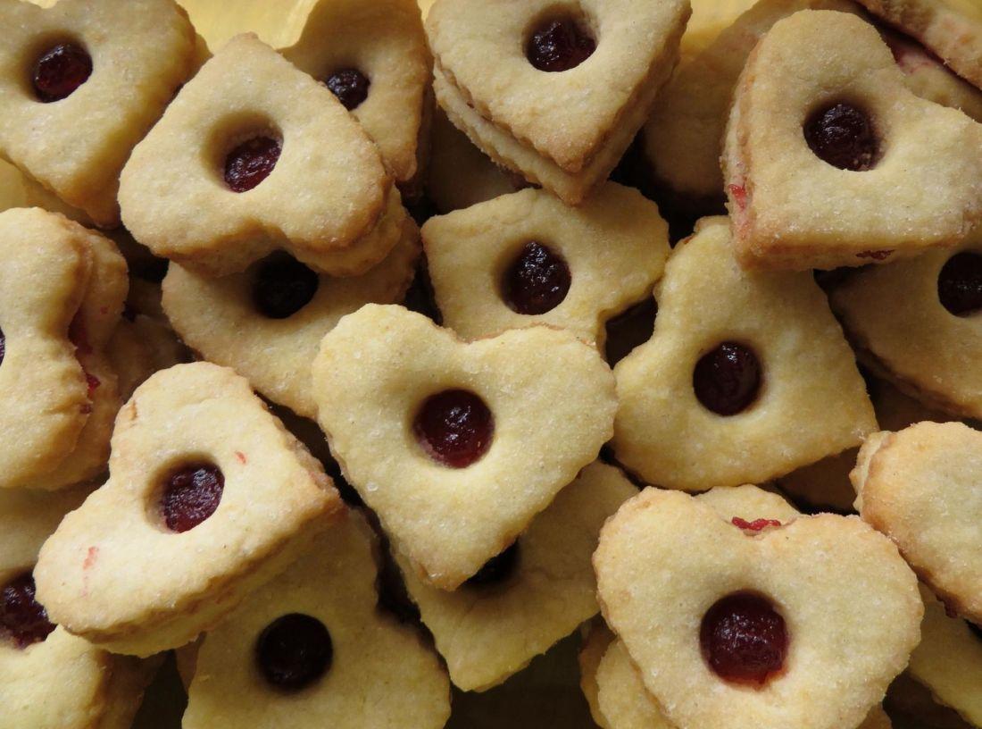 biscotto, dolce, delizioso, fatti in casa, dessert, cibo, dieta
