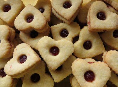 cookie, alimentaire, alimentation, dessert sucré, délicieux, fait maison,