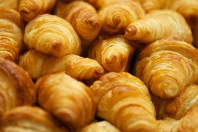 food, croissant, sweet, delicious, breakfast, butter
