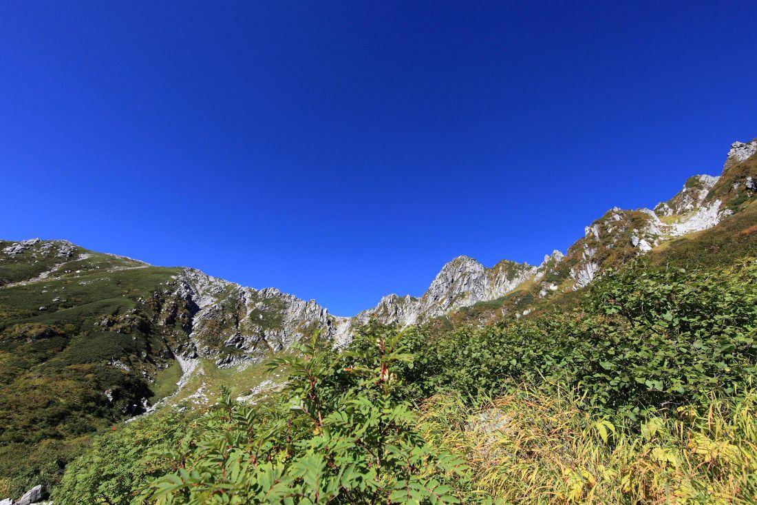 nature, mountain, sky, landscape, summer, daylight, hill, grass, tree, high