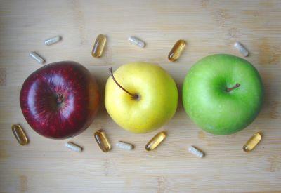 manzana, fruta, vitamina, alimento, nutrición, delicioso, dieta, Bodegón, frutas