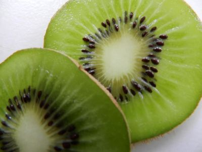 kiwi, fruit, nourriture, tranche, alimentation, sweet, vitamine