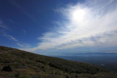landscape, sky, mountain, hill, cloud, wind, nature, daylight