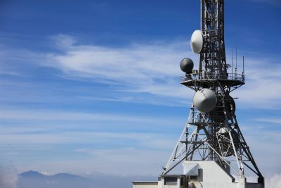 wireless, tecnologia, satellitare, sky, industria, wireless, antenna