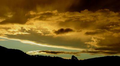 zalazak sunca, nebo, Zora, krajolik, sunce, atmosfera, izlazak sunca, oblaka
