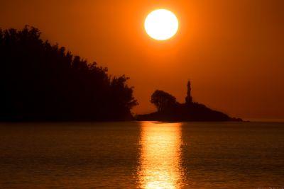 sunset, dawn, sun, dusk, water, beach, star, sunrise, sky, sea