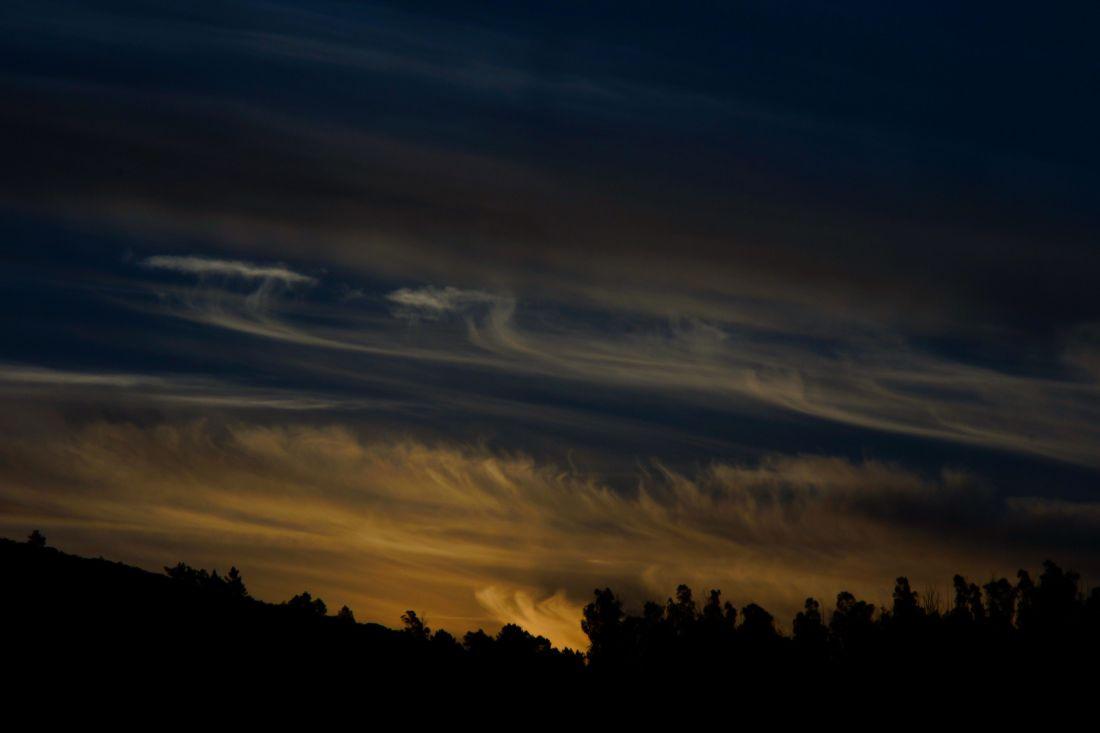 zachód słońca, niebo, krajobraz, świcie, zmierzchu, ciemny, atmosfera, słońce, wschód słońca