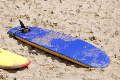 пляж, песок, побережье, море, океан, вода, лето