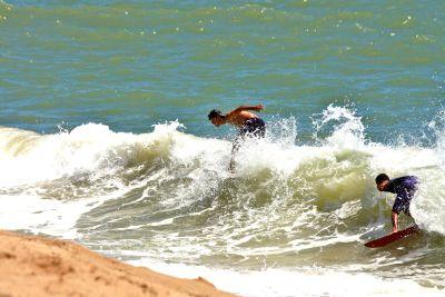 Wasser, Strand, Surfer, Sport, Strand, Sommer, Menschen