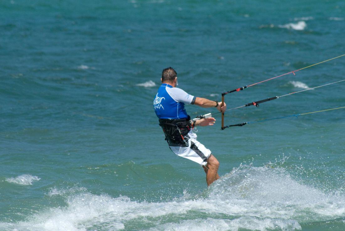 Wettbewerb, Athlet, Wasser, Meer, Strand, Meer, Sport, Seil