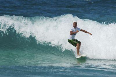 okyanus, su, deniz, dalga, plaj, canlılık, sörfçü, yaz