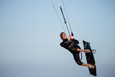 konkurence, lidé, dovednost, sportovec, lana, obloha, skok, sport, extrémní