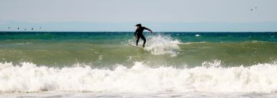 vann, bølge, strand, havet, hav, sommer, sand, sport