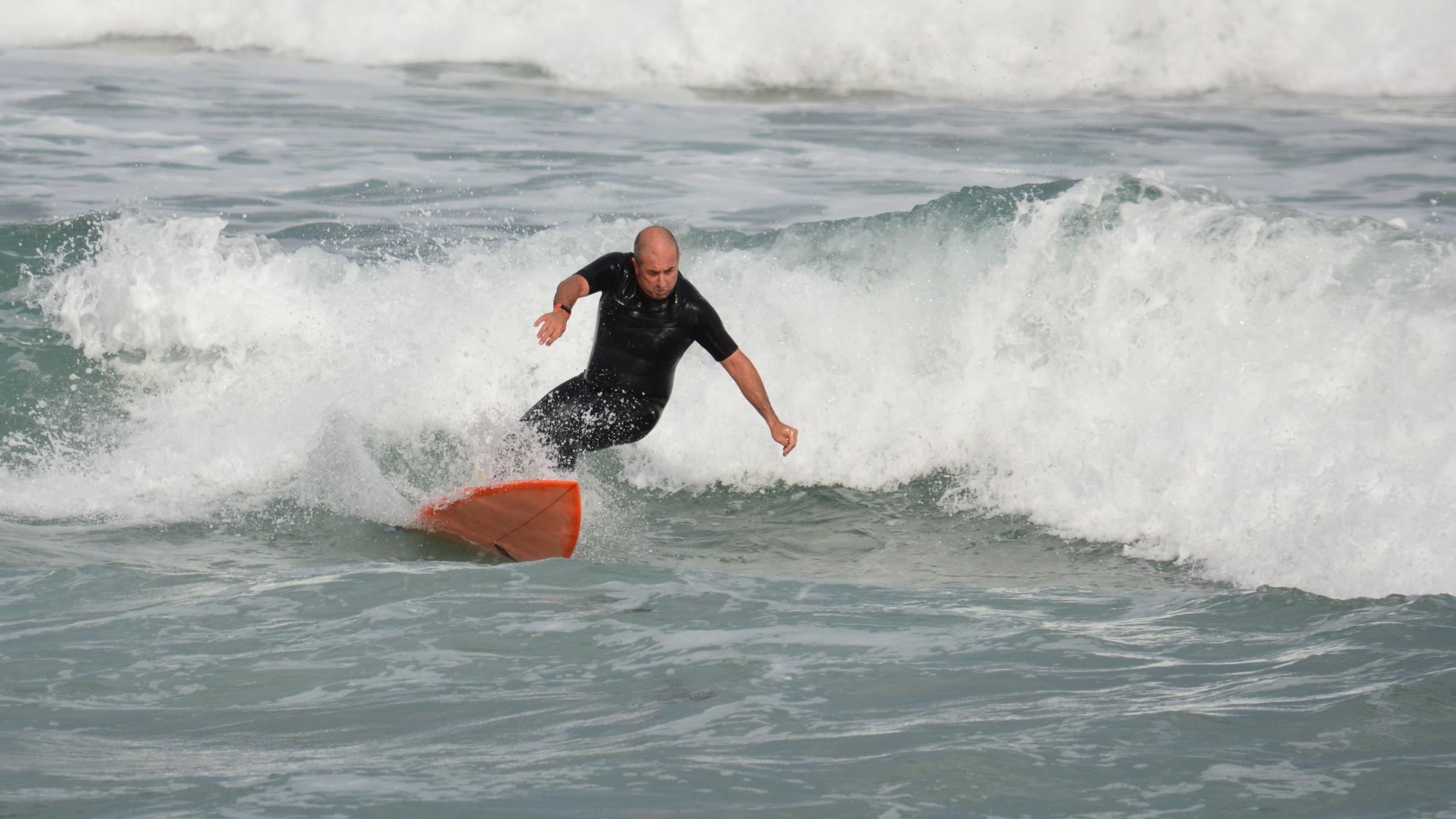 Water, Wave, Athlete, Ocean, Sea, Beach, Summer, Waves, Surfer