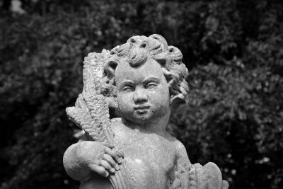 sculpture, statue, art, religion, temple, culture, angel