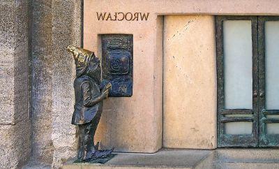 architecture, ancien, mur, rue, bronze, sculpture, statue