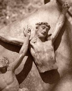 Menschen, Menschen, Kunst, Bildhauerei, Porträt, Saint, Stein, Marmor, statue