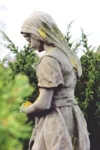 kip, skulptura, umjetnost, religija, groblje, kamena, mramora, spomenik