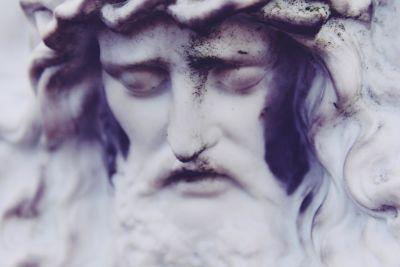 portrait, art, face, marble, Chris, christianity, sculpture, religion, statue