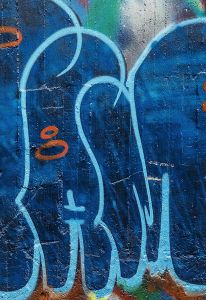 graffiti, abstract, urban, wall, design, urban, vandalism, culture, blue, art