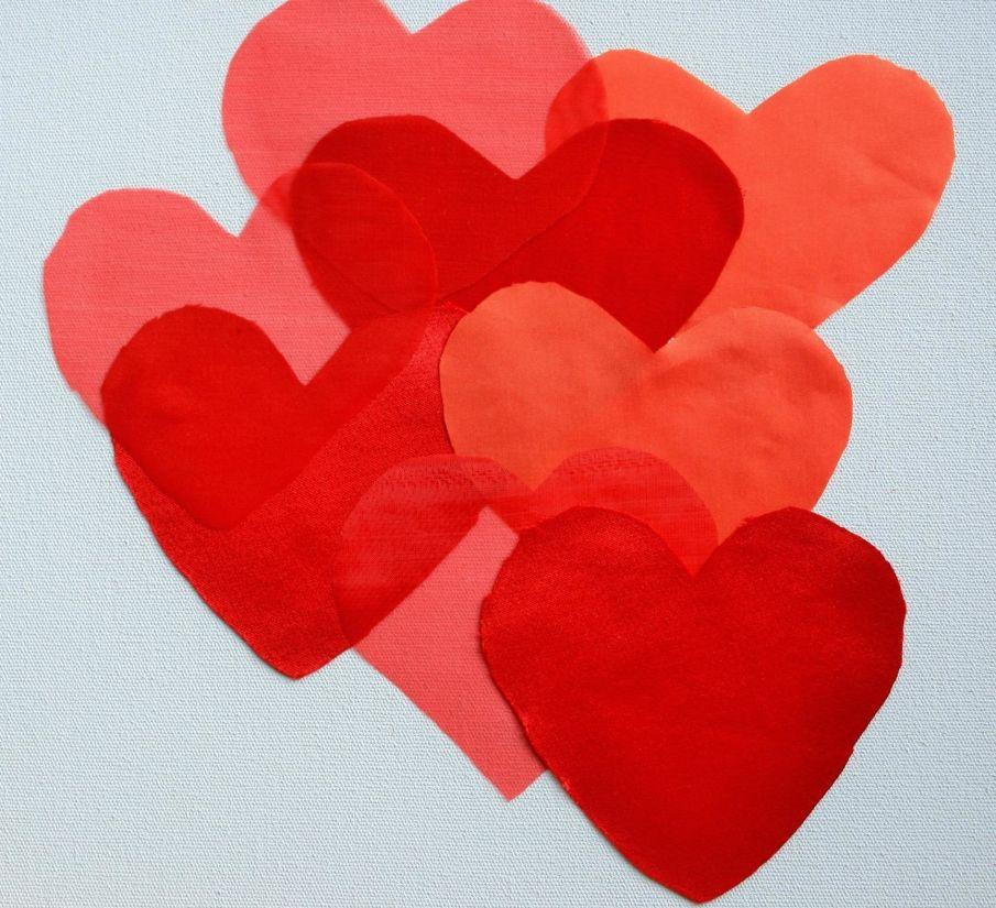 Herz, Zuneigung, Liebe, Romantik, rot, Amor, mein Schatz