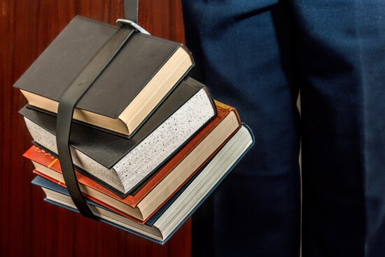 knowledge, education, literature, paper, library, belt, leather