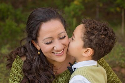 child, togetherness, affection, mother, son, smile, portrait, woman, embrace, together