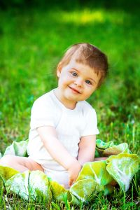child, grass, nature, summer, cute, baby, happy, smile