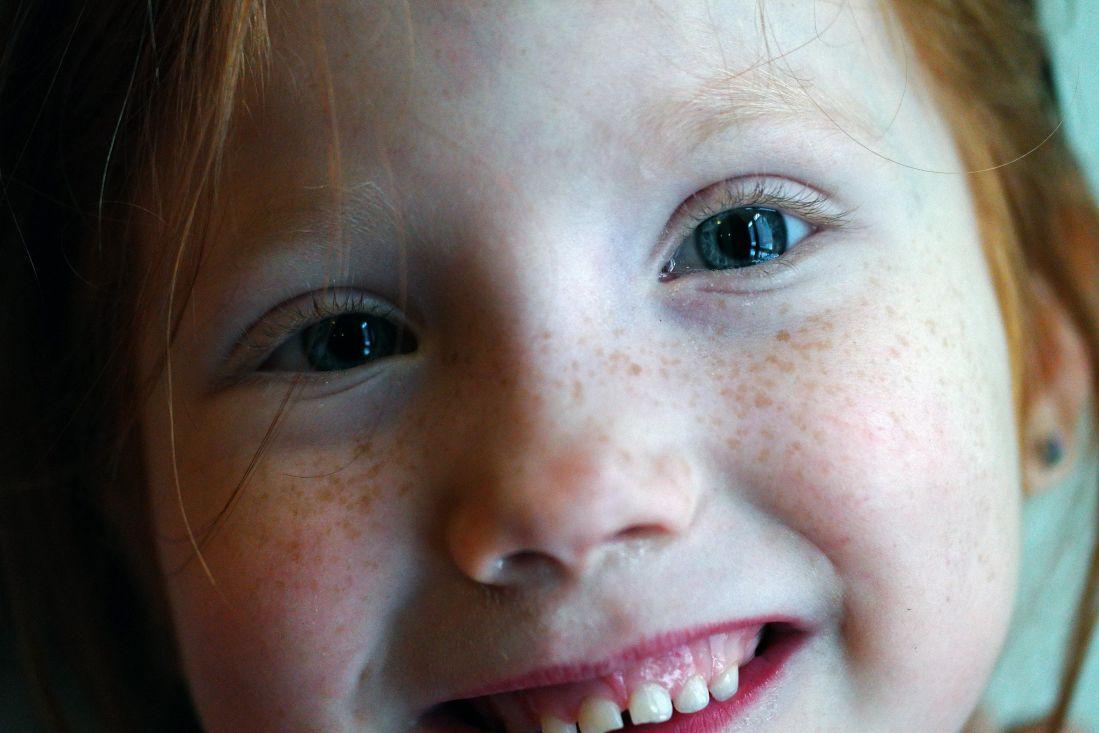 Free picture: child, emotion, brunette, girl, portrait