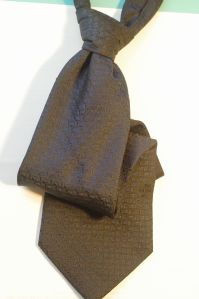 tie, fashion, man, cravat, knot, collar, silk, brown, textil, cloth