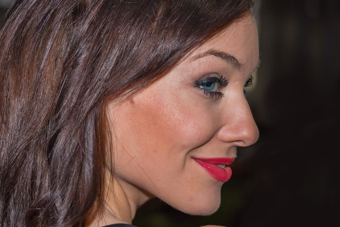 woman, portrait, fashion, people, face, hairstyle, lips, makeup, eye