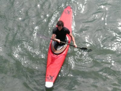 water, paddle, water, competition, exhilaration, outdoor, kayak, sport, extreme