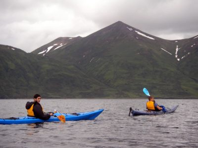 kayak, water, canoe, paddle, oar, adventure, boat, mountain
