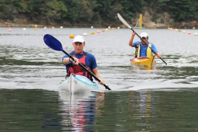 canoe, kayak, competition, oar, water, paddle, sport