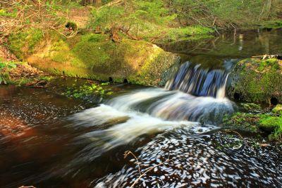 water, river, stream, waterfall, nature, wet, creek