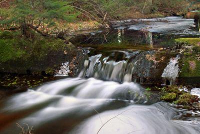 eau, rivière, ruisseau, cascade, ruisseau, nature, écologie, paysage