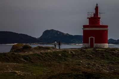 Lighthouse, air, laut, pantai, pantai, laut, lansekap