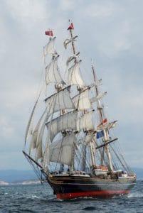 Segeln, Schiff, Wasserfahrzeug, Segelboot, Boot, Mast, Navigation, Fregatte, Meer, Regatta, marine