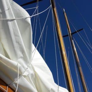 sailboat, yacht, sail, mast, boat, wind, ship, regatta