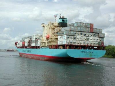 vann, watercraft, lasteskip, båt, port, sjø, havn, transport