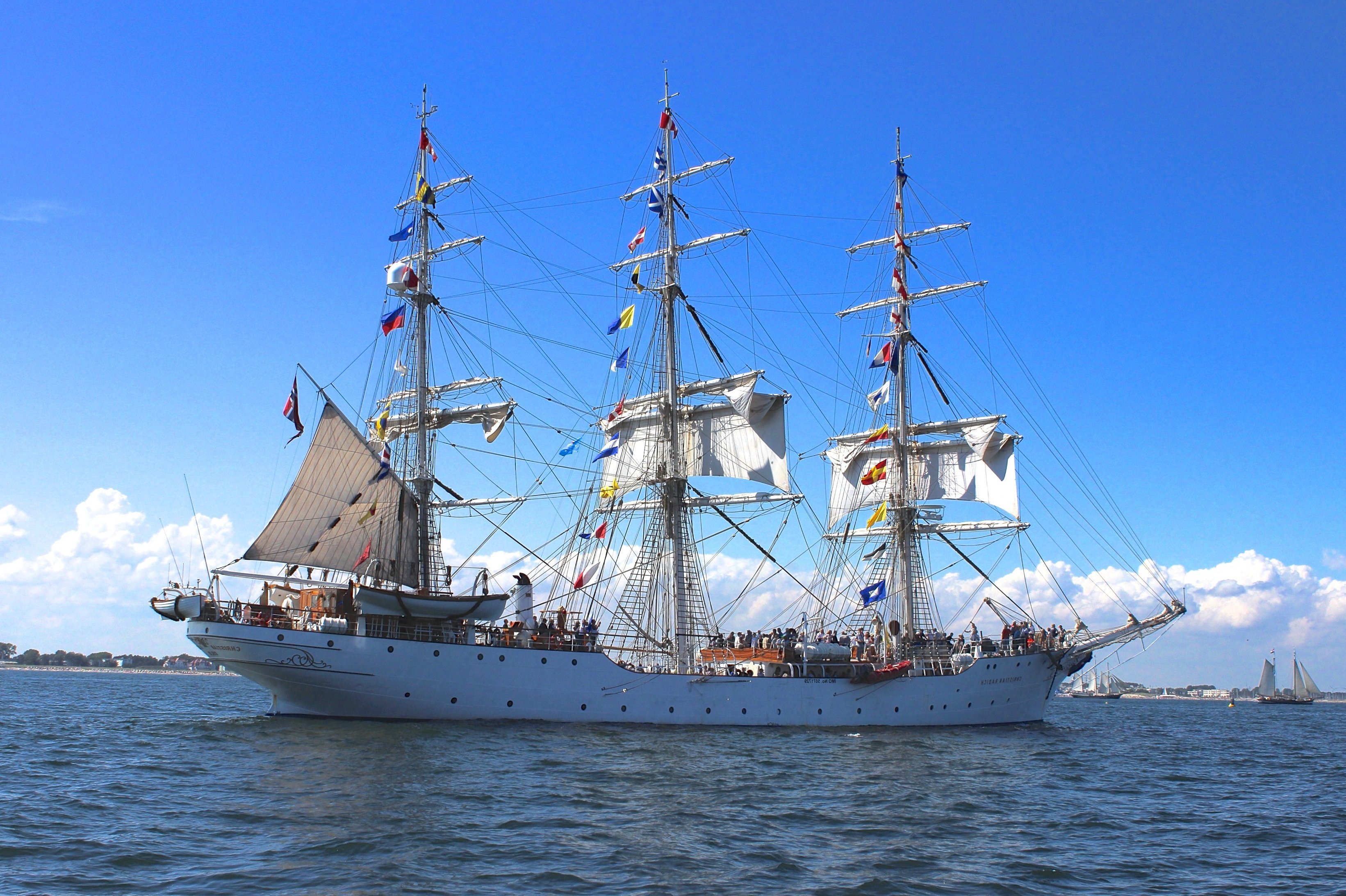 Image libre l embarcation navire bateau voile eau - Voile bateau pirate ...