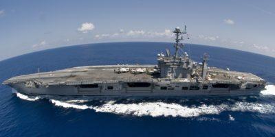 Гидроцикл, корабль, транспортное средство, Голубое небо, горизонт, военные, военно-морского флота, вода, море