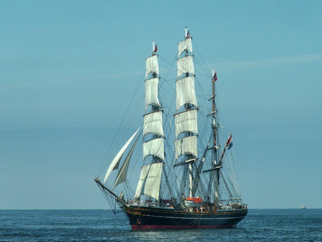 선박, 항해, 범선, 선박, 보트, 물, 바다, 바다