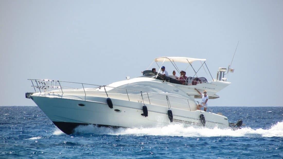sea, ocean, boat, water, watercraft, ship, yacht, motorboat
