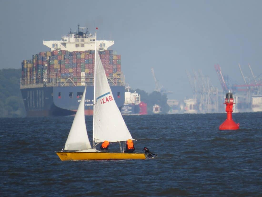 грузовое судно, гидроциклы, вода, море, корабль, лодка, транспортное средство, океан, гавань