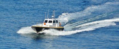 water, sea, ocean, seashore, boat, ship, tugboat, vehicle