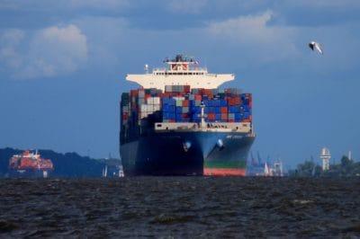watercraft, sea, ship, water, harbor, cargo ship, vehicle, seashore
