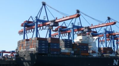 crane, export, industry, cargo ship, commerce, shipment, harbor