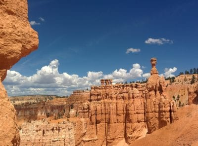 canyon, sandstone, cloud, desert, canyon, geology, erosion, stone, cliff