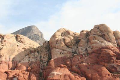 sandstone, desert, nature, sky, erosion, landscape, geology, dry, canyon